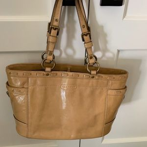 Authentic Coach Bag in patent leather